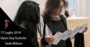 Open Day 17 Luglio 2019 – Milano
